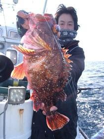 グッドサイズ~!57cm!